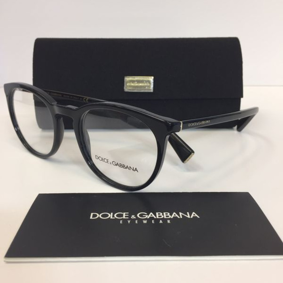 99a728e1beeb Dolce   Gabbana DG 3269 501 Black Eyeglasses